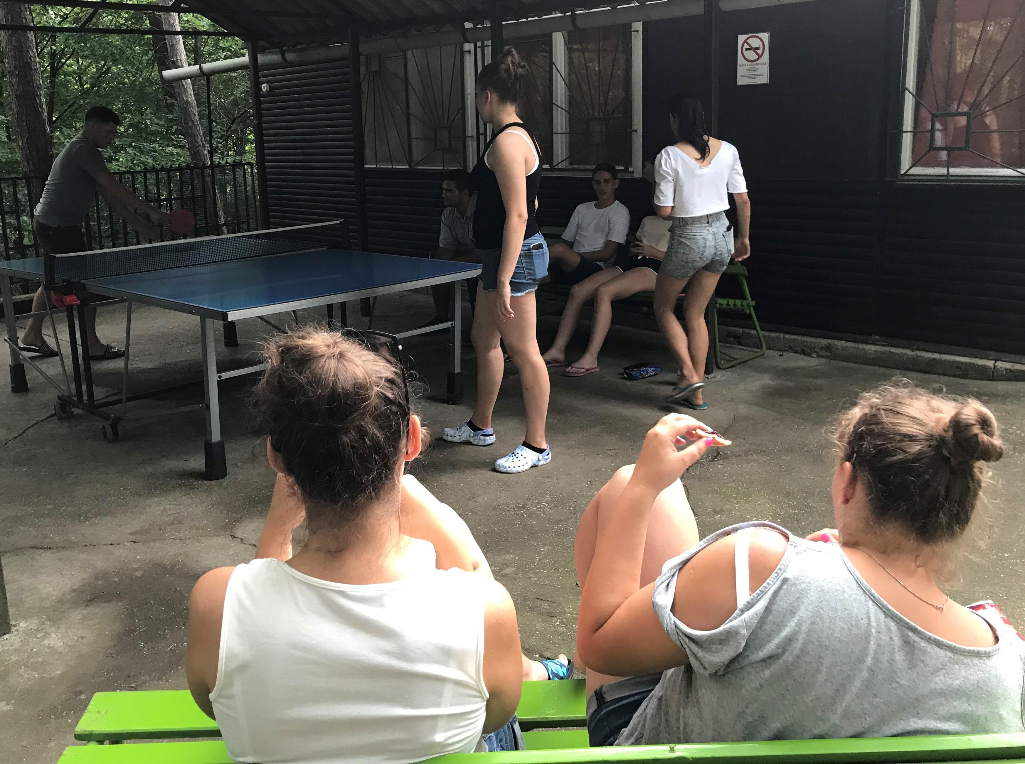 PingPong Bajnokság